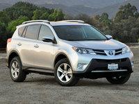 2015 Toyota RAV4 XLE AWD, 2015 Toyota RAV4 XLE, exterior