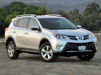 2015 Toyota RAV4 XLE 4WD, 2015 Toyota RAV4 XLE, exterior