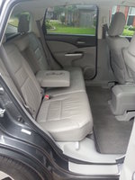 Picture of 2012 Honda CR-V EX-L, interior