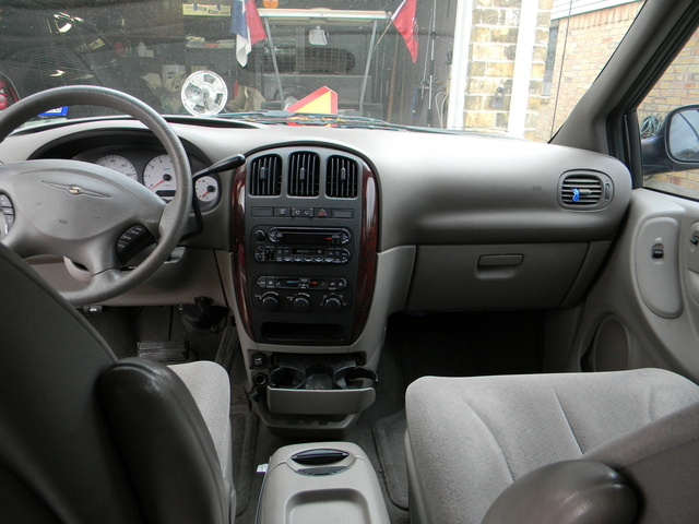 Picture Of 2002 Chrysler Town U0026amp; Country EX LWB FWD, Interior,  Gallery_worthy
