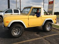 1976 Ford Bronco Overview