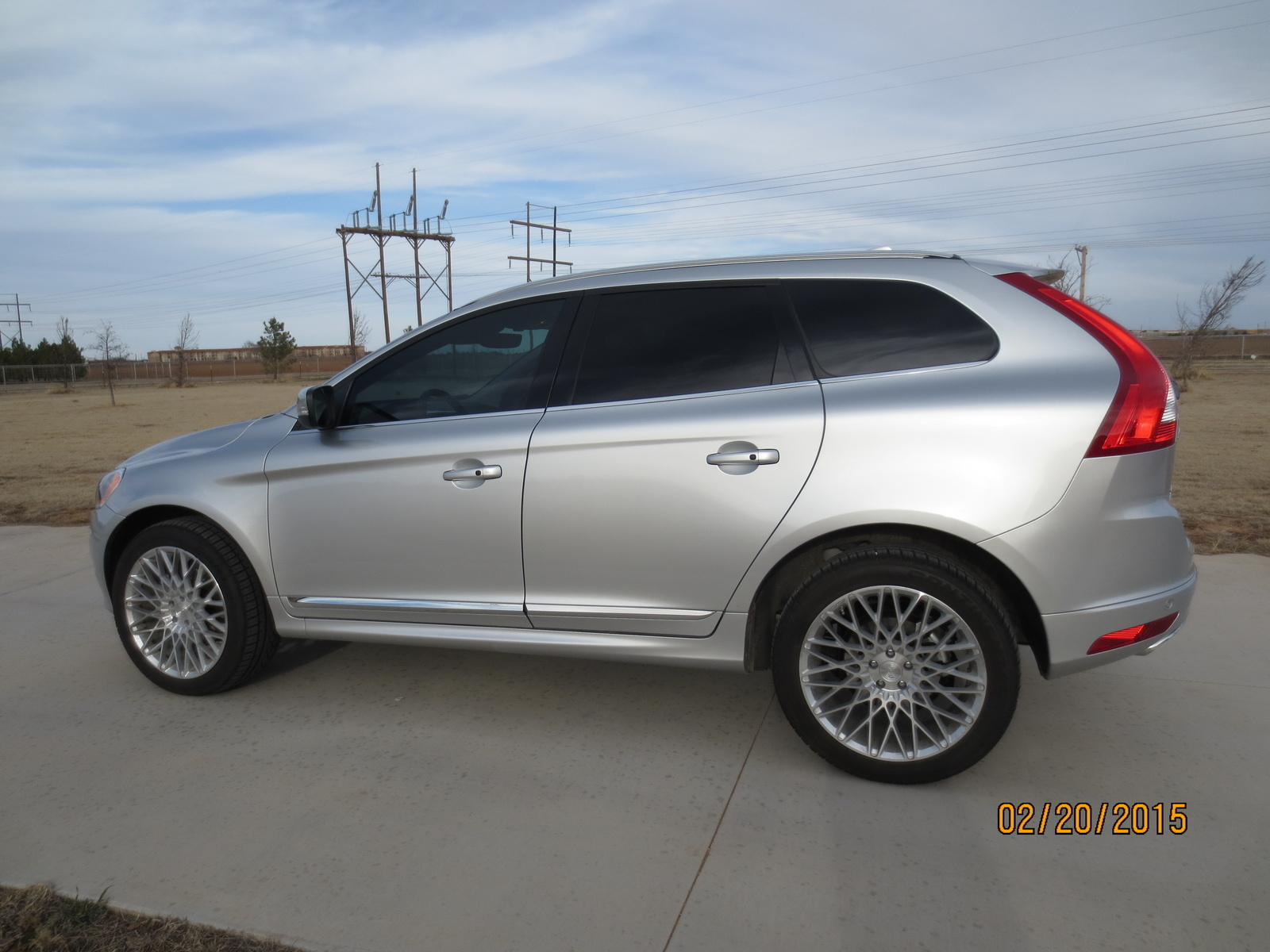 Picture of 2015 Volvo XC60 2015.5 T5 Platinum