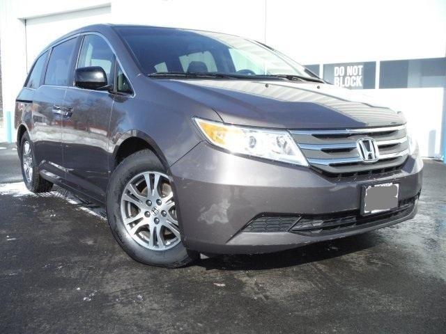 Picture of 2011 Honda Odyssey EX-L w/ DVD, exterior, gallery_worthy