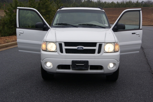 picture of 2004 ford explorer sport trac xlt crew cab exterior. Cars Review. Best American Auto & Cars Review