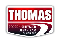Thomas Dodge Chrysler Jeep Ram of Highland logo