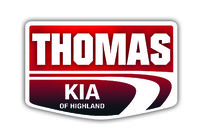 Thomas Kia of Highland logo
