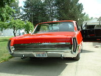 1964 Pontiac Grand Prix Overview