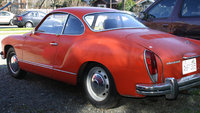 1971 Volkswagen Karmann Ghia Overview