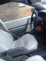 Picture of 1991 Chevrolet Cavalier RS Convertible, interior
