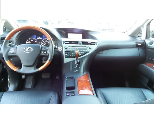 Picture of 2012 Lexus RX 350 FWD, interior, gallery_worthy