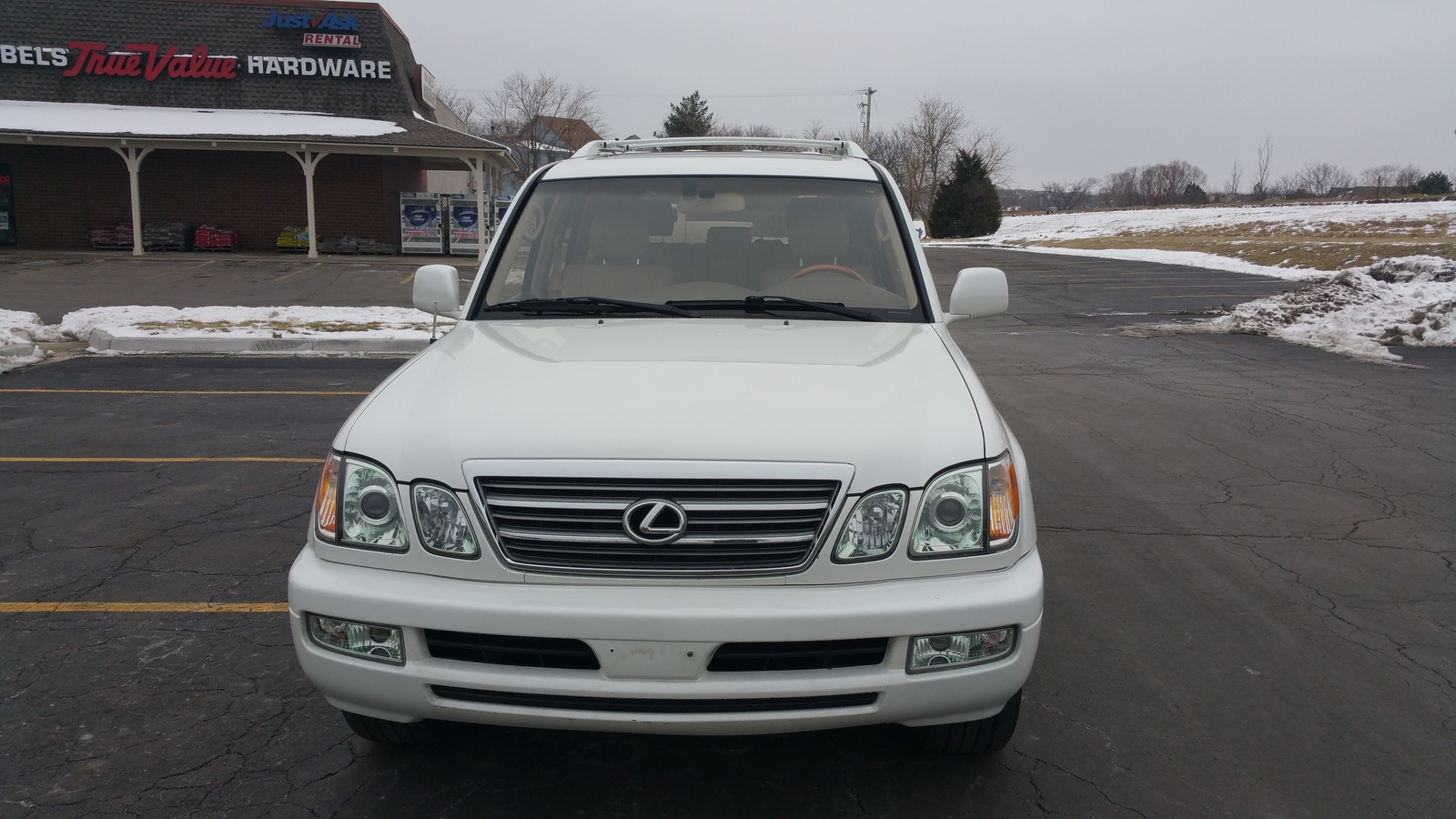 Picture of 2003 Lexus LX 470 Base