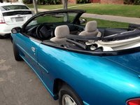 Picture of 1997 Chevrolet Cavalier LS Convertible, exterior