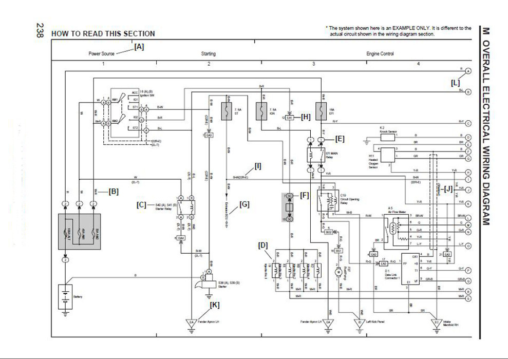2005 rav4 alternator wiring diagram free image about