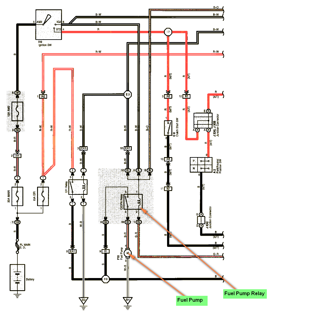 Toyota Yaris 08 Fuse Box Wiring Library Belta Diagram Corolla Questions How Do I Change The Alternator In A 2010