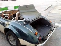 Picture of 1967 Austin-Healey 3000, interior