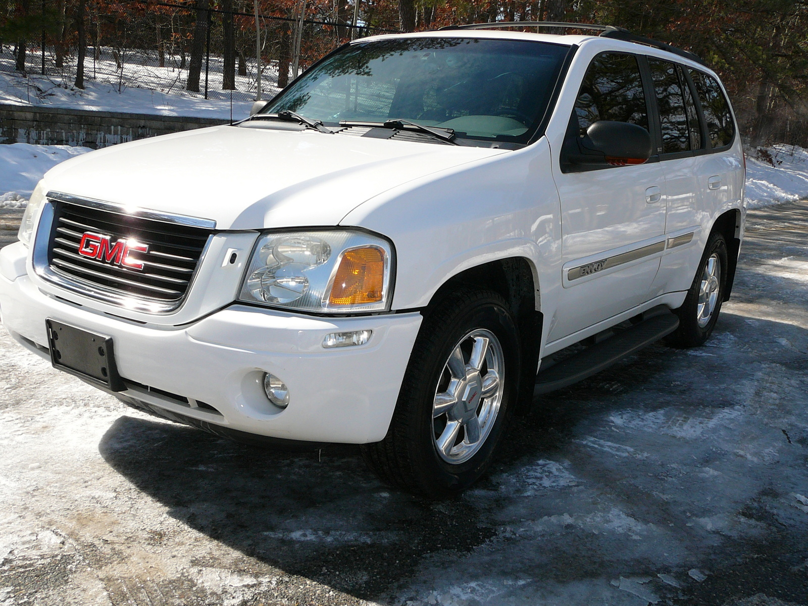 picture of 2003 gmc envoy 4 dr slt 4wd suv exterior. Black Bedroom Furniture Sets. Home Design Ideas