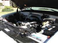 Picture of 1999 GMC Suburban K2500 SLE 4WD, engine