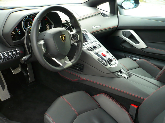 2015 Lamborghini Aventador Interior Pictures Cargurus