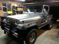 Picture of 1987 Jeep Wrangler S, exterior, gallery_worthy