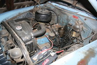 Picture of 1953 Plymouth Belvedere, engine