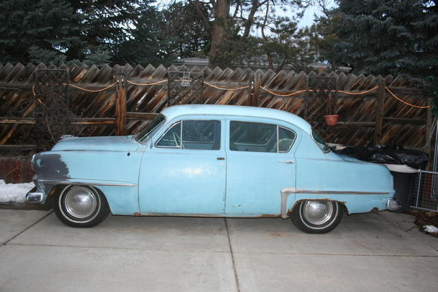 Picture of 1953 Plymouth Belvedere