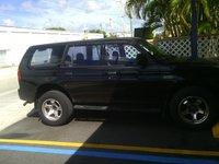 Picture of 2000 Mitsubishi Montero Sport ES, exterior