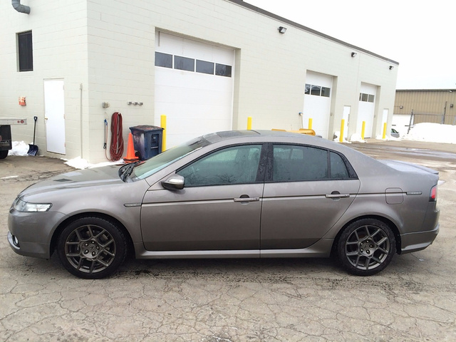 2007 acura tl type s fwd for sale cargurus autos post. Black Bedroom Furniture Sets. Home Design Ideas