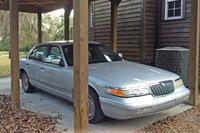 Picture of 1996 Mercury Grand Marquis 4 Dr LS Sedan, exterior
