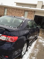 Picture of 2012 Toyota Corolla S, exterior