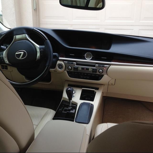 2011 Lexus Rx Interior: 2015 Lexus ES 350