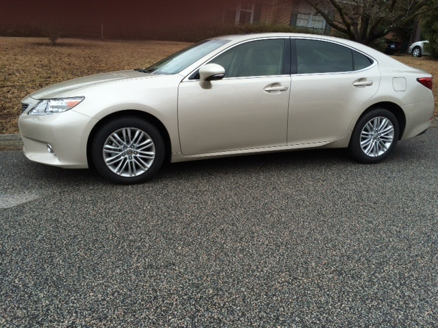 Picture of 2015 Lexus ES 350 Crafted Line