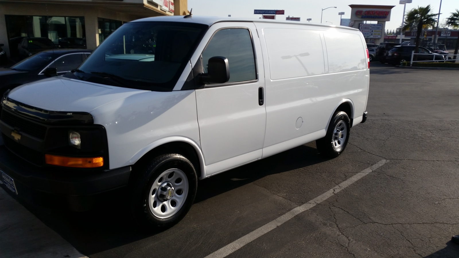 Picture of 2014 Chevrolet Express Cargo 1500
