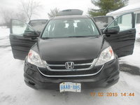 Picture of 2010 Honda CR-V EX, exterior, interior