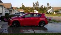 Picture of 2013 Mazda MAZDASPEED3 Touring, exterior