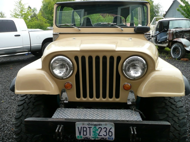 Picture of 1967 Jeep CJ-5, gallery_worthy