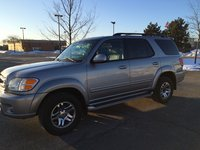 Picture of 2003 Toyota Sequoia Limited 4WD, exterior
