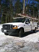 Picture of 1999 Ford F-250 2 Dr Work Standard Cab LB, exterior