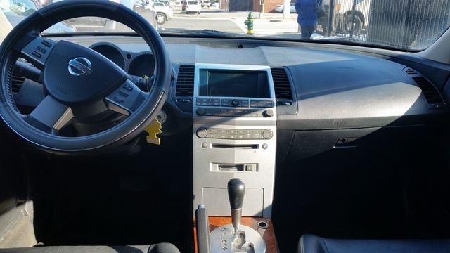 Marvelous Picture Of 2005 Nissan Maxima SL, Interior, Gallery_worthy