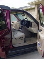 Picture of 2000 Chevrolet Tahoe Limited/Z71 4WD, interior