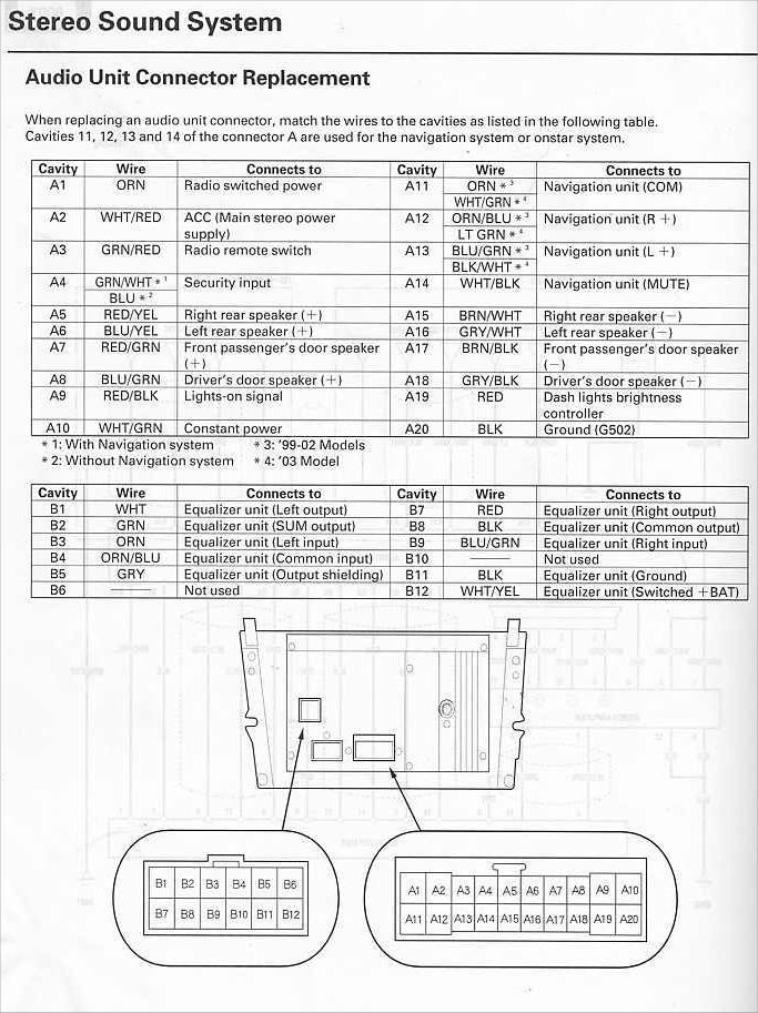 2003 Acura Mdx Radio Wiring Diagram On 2001 Tl Rh13hrtbauslandsberichtfb4de: 2001 Acura Cl Wiring Diagram At Gmaili.net