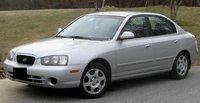 2001 Hyundai Elantra GLS, Car 2 / 67,938 miles