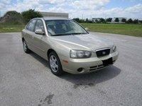 2001 Hyundai Elantra GLS, Car 1 / 55,849 miles