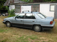 1989 Hyundai Sonata, still looks good