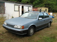 1989 Hyundai Sonata, still looks good, gallery_worthy