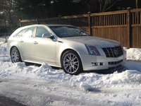 Picture of 2012 Cadillac CTS Sport Wagon 3.6L Premium AWD