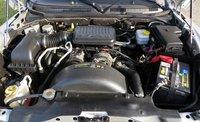 Picture of 2010 Dodge Dakota Bighorn/Lonestar Crew Cab 4WD, engine