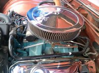 Picture of 1967 Plymouth Fury, engine