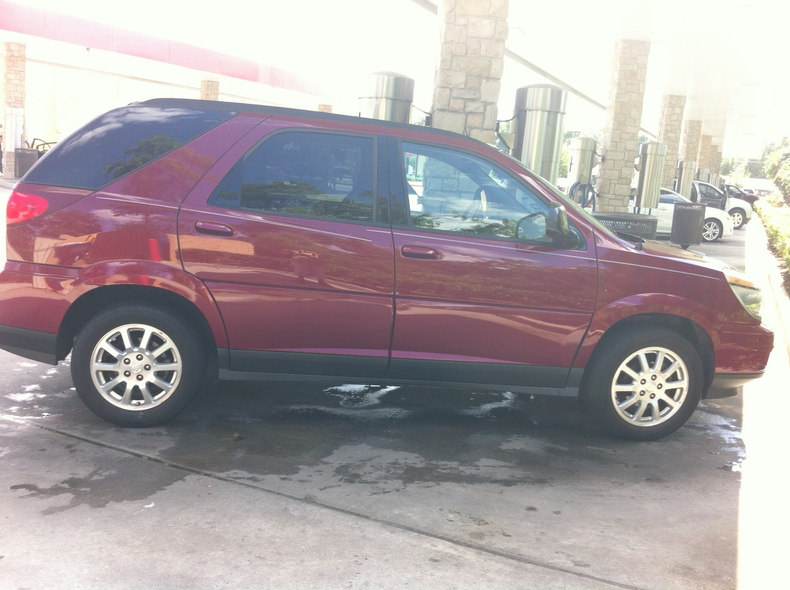 2007 Buick Rendezvous - Overview