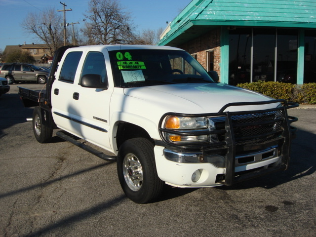 Picture of 2005 GMC Sierra 1500HD 4 Dr SLE 4WD Crew Cab SB HD, exterior, gallery_worthy