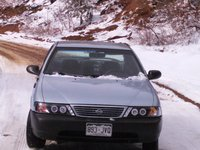 Picture of 1995 Nissan Sentra XE, exterior, gallery_worthy